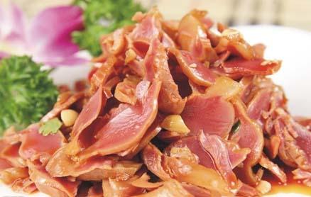 卤三国菜品图片